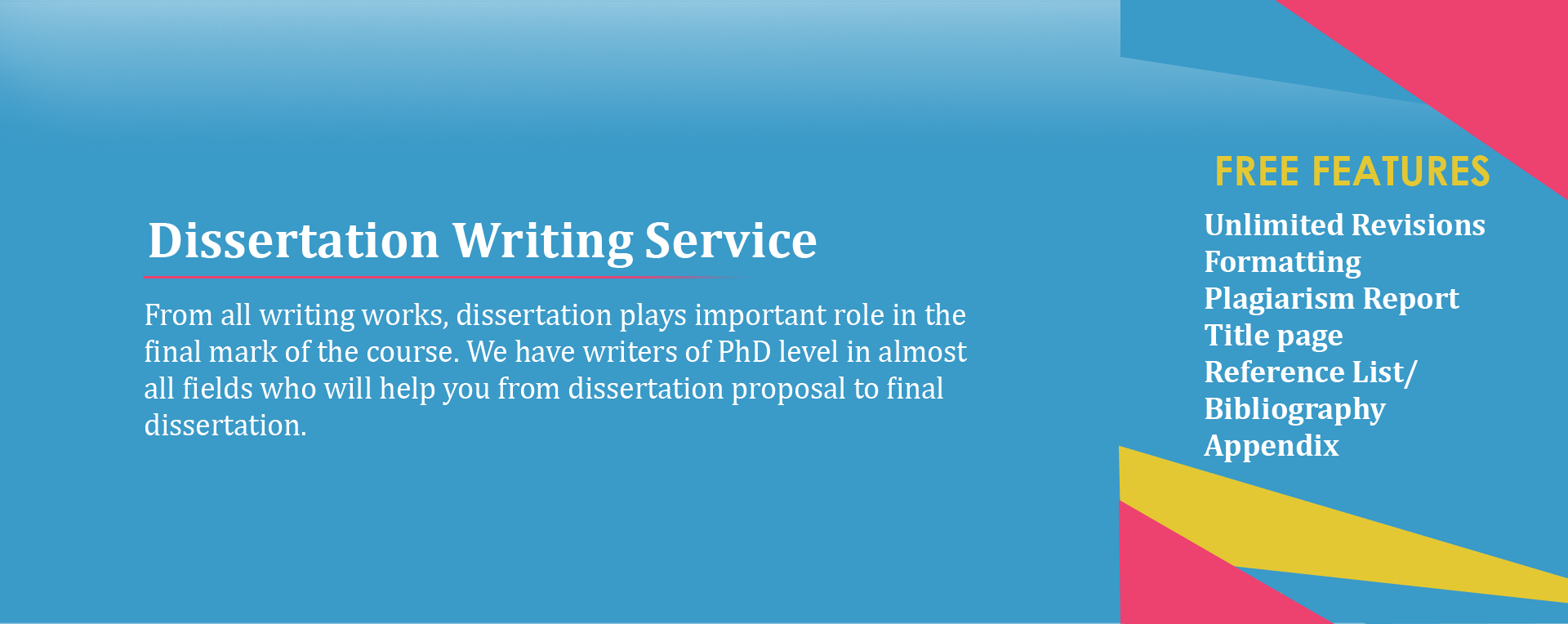 Custom Dissertation Writing Services - Unbeatable Prices in the UK!
